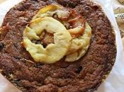 Torta pere mele senza farina ottobre Giornata Mondiale dell'Uovo