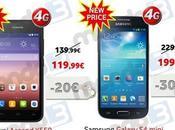 Promozione Vodafone: sconti Ascend Y550 Galaxy Mini