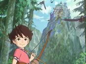 Nuovo promo Ronja dello Studio Ghibli