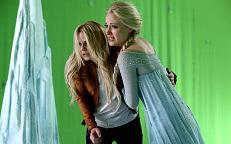 """Once Upon A Time 4"": Jennifer Morrison rivela altri scoop sul Emma e Elsa, i flashback e molto altro"