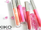Kiko, Instant Volume Lipgloss Review swatches