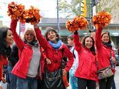 mila miglia intorno mondo #10: donne partenza Vancouver