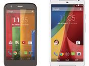 Motorola Moto versioni 2013 2014 confronto