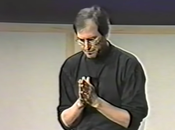 Commemoriamo scomparsa Steve Jobs questo video 1997