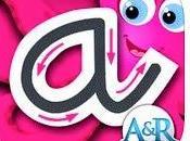 App...rendiamo Montessori Moment: scrivi l'alfabeto!