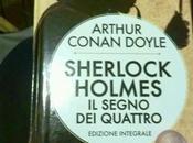 Sherlock Holmes segno quattro