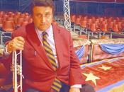 Lutto mondo circense, morto Nando Orfei.