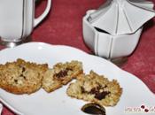 Biscotti sbriciolati ripieni