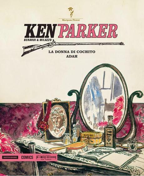 Adah - Il capolavoro di Ken Parker