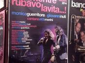 """(@TeatroVittoria1) """"MENTRE RUBAVO VITA"""" rilettura autentica versi un'anima sensibile INTERPRETATI MUSICATI Monica Guerritore Giovanni Nuti"""