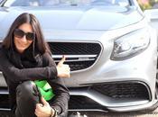 Mercedes-Benz! Good vibes!