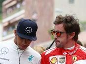 Mercedes pensa Alonso caso Hamilton rinnova