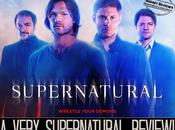 Very Supernatural... Review!! 10x01 Black