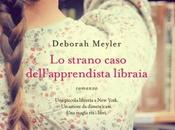 """Recensione: strano caso dell'apprendista libraia"""" Deborah Meyler."""