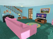casa Peter Griffin diventa virtuale