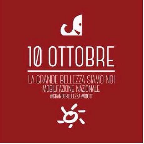 10 ottobre - la Grande Bellezza siamo noi 3