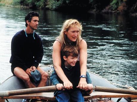 Film stasera sulla tv in chiaro: THE RIVER WILD con Meryl Streep (ven ...
