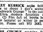 appartamenti cercansi Stanley Kubrick
