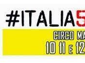Italia5Stelle. Beppe Grillo Circo Massimo. diretta