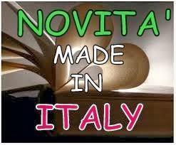 NOVITA' MADE IN ITALY : POTERI RITROVATI DI FEDERICA NALBONE E IULIA GRAY DI MARIA ROSARIA FIORAVANTE