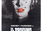 Italia anni profumo della signora nero 1974