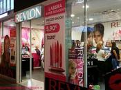 Evento Revlon Temporary Store stazione Termini