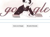 Google celebra Doodle 108esimo anno dalla nascita Hannah Arendt, filosofa pluralismo della democrazia diretta