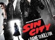 City donna uccidere, ritorno nella città peccato