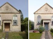 Providence Chapel: conversione dell'ex Cappella moderna abitazione
