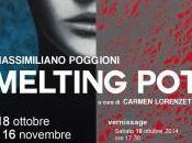 """Villa Fidelia """"Melting Pot"""": mostra personale Massimiliano Poggioni"""