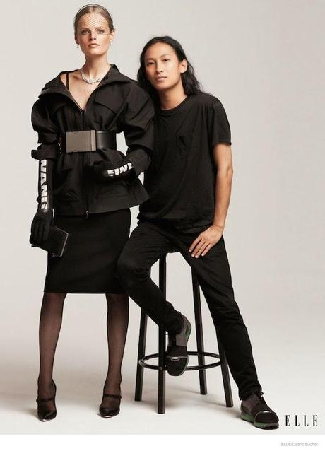 Waiting for...Alexander Wang for h&m