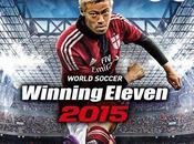 Keisuke Honda l'uomo copertina Winning Eleven 2015
