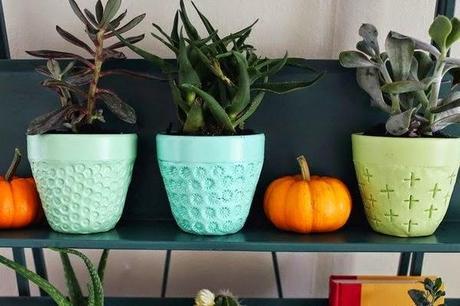 Decorare i vasi di terracotta paperblog - Decorare vasi terracotta ...