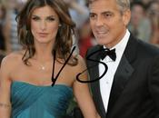 favole confronto: Canalis Clooney