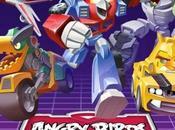 "Rovio rilascia sull'App Store: ""Angry Birds Transformers"""