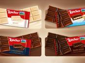 Conoscete cioccolato Loacker? divina novità!