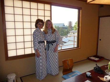 Giappone tradizionale tra ryokan e onsen paperblog - Mia suocera in bagno ...