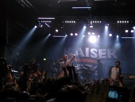Live: Kaiser Chief, Future Islands, Morrisey @Milano