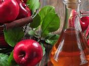 L'aceto sidro mele, fantastico rimedio naturale