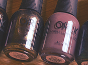 PREVIEW SWATCHES: Collezione Smoky ORLY