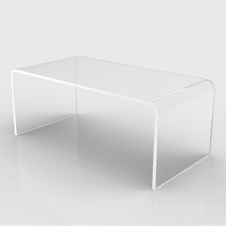 Tavolini da salotto moderni in plexiglass e su misura per - Tavolini plexiglass ...