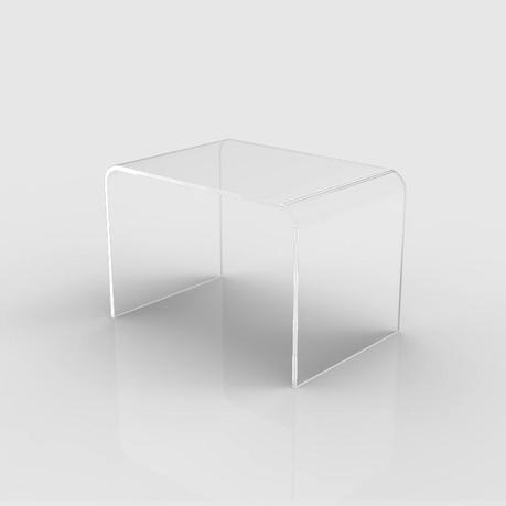 Tavolini da salotto moderni in plexiglass e su misura per - Tavolino plexiglass ...