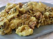 Pollo Funghi Curry