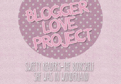 Blogger Love Project #4 - Free choice challenge