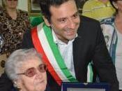 Cinisi festeggia centesimo compleanno della signora Rosalia Cintorino