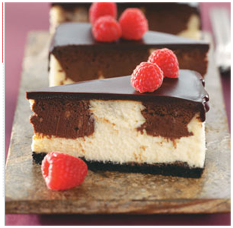 CHEESECAKE CIOCCCOLATO BERRY