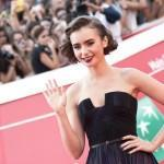 Roma Cinema Festival 2014 - Lily Collins