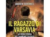 ragazzo Varsavia Andrew Borowiec