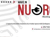 Make Nuoro: 29/10 sarà presentazione maker space nella sardegna centrale