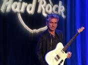 """chitarra LIGABUE entra nella collezione HARD ROCK INTERNATIONAL, ieri concerto """"sold out"""" York!"""